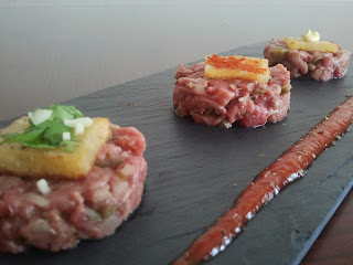 Steak Tartar de ...