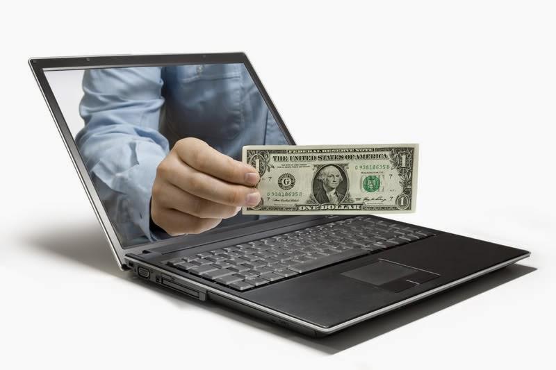 Inilah cara mendapatkan uang dari internet