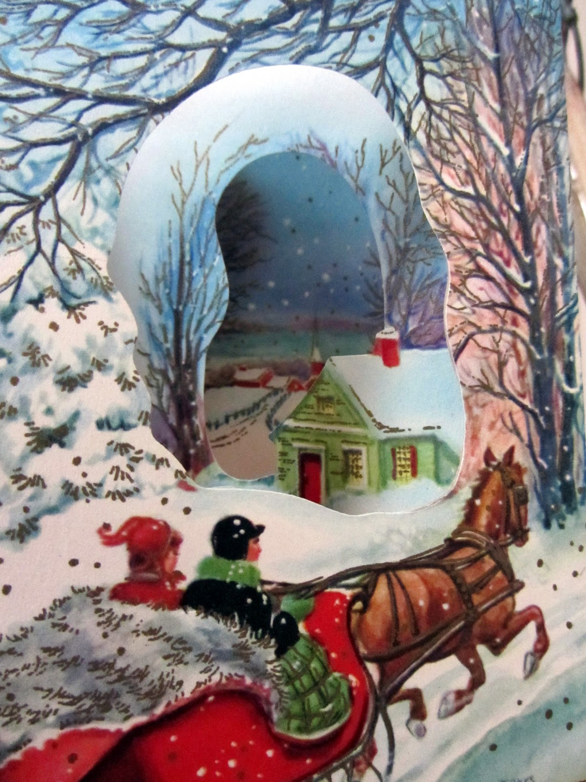 Moments of Delight...Anne Reeves: Vintage Christmas Cards