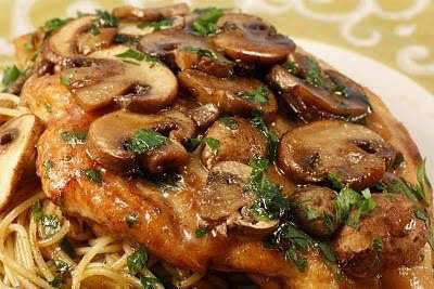 Gina's Favorites: Olive Garden Chicken Marsala