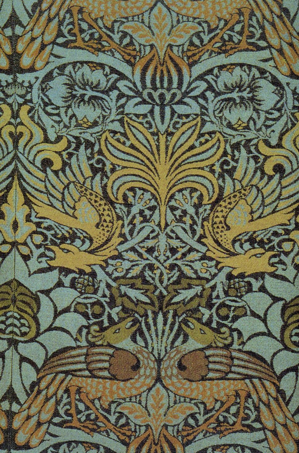 ART u0026 ARTISTS: William Morris wallpaper u0026 textiles