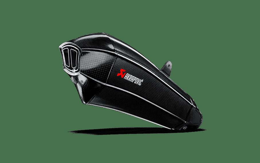 Akrapovic rilis muffler Slip-On untuk Kawasaki Ninja H2 2015 . . .