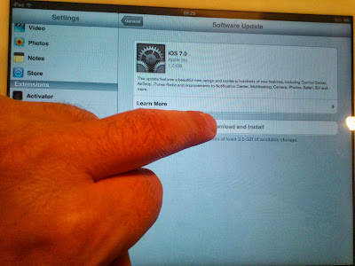 iPad 2 Download and Install
