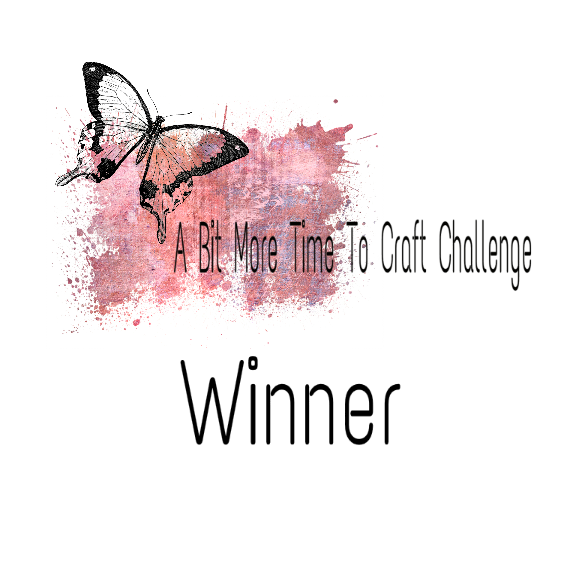 Winner A Bit More Time To Craft Challenge