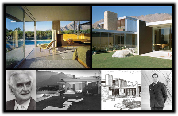 Richard Neutra-Edgar Kauffman