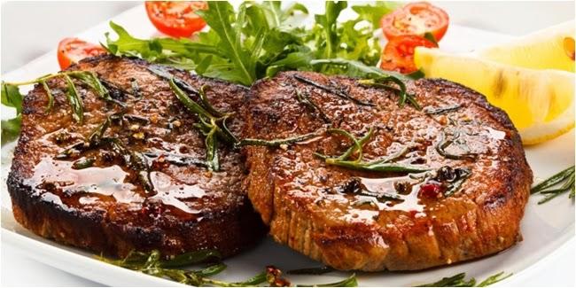 Beef Steak Lada Hitam Super Lezat