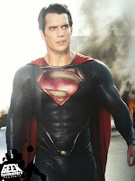 Man of Steel Official Movie Guide Photos GeekSummit Exclusive