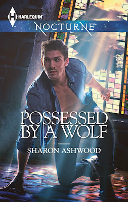 Possessed by a Wolf by Sharon Ashwood paranormal romance