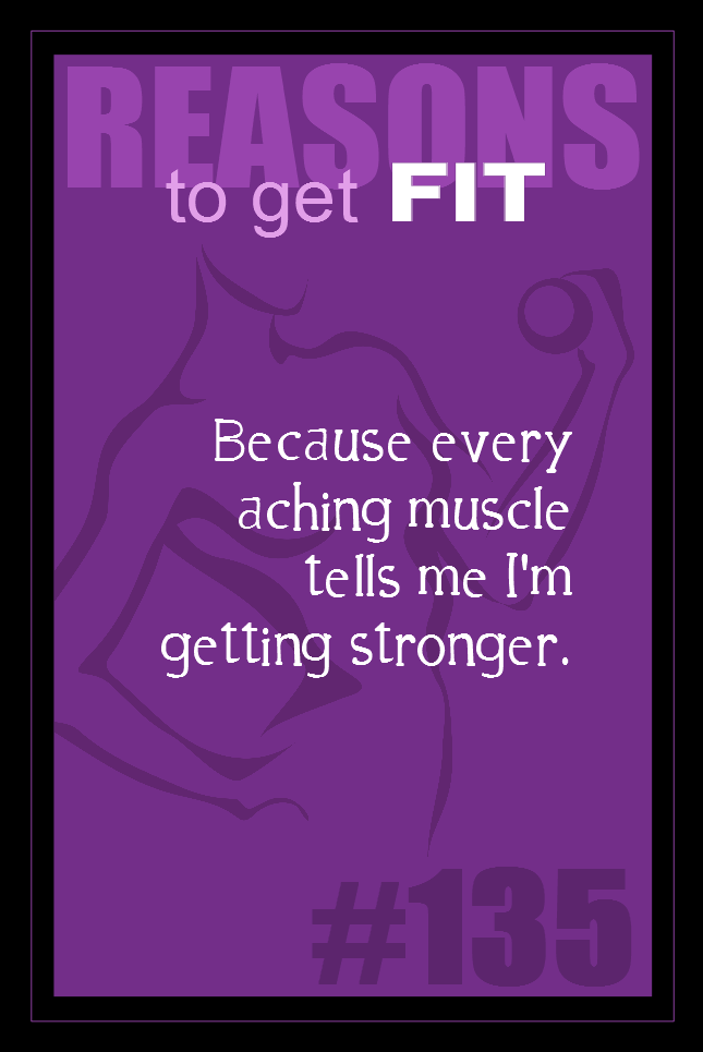 365 Reasons to Get Fit #135
