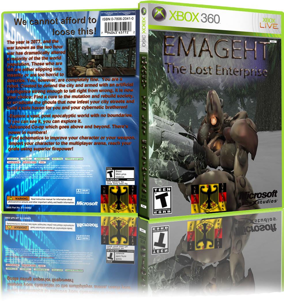 tech campus news game c programming creates video game box art rh techcampusnews blogspot com USS Enterprise Fire Enterprise- F