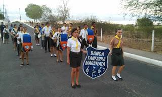 Piranhas : Clube dos Desbravadores abrilhanta Desfile Cívico dos 198 Anos de Alagoas