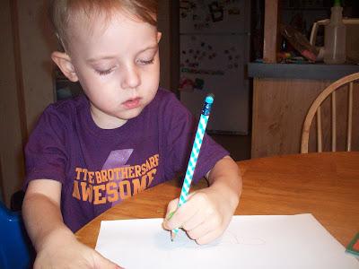 LeapFrog Preschool - Kindergarten Pencil Grips