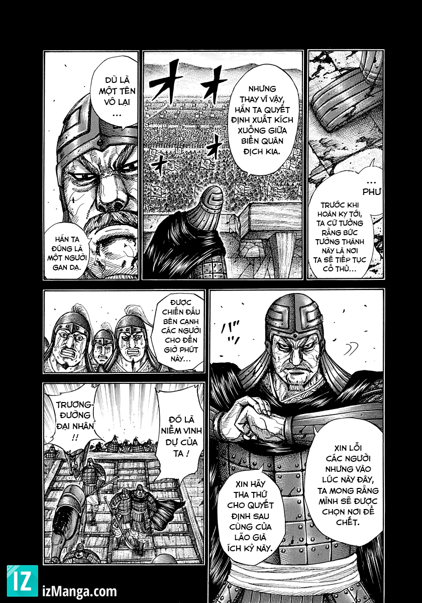 Kingdom - Vương Giả Thiên Hạ Chapter 302 page 13 - IZTruyenTranh.com