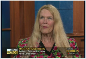 Martha Rosenberg and health column
