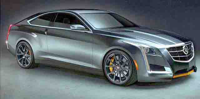2017 cadillac cts v coupe review interior engine price. Black Bedroom Furniture Sets. Home Design Ideas
