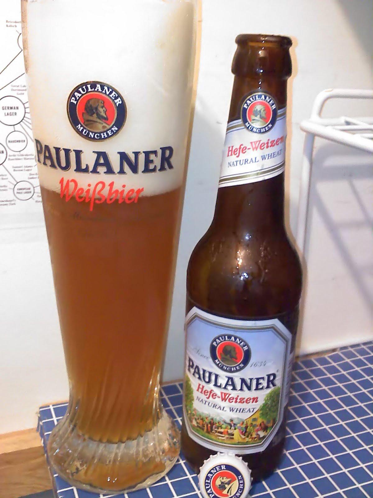 Beer Paulaner (Paulaner) - real German quality 13