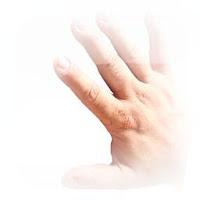 Juego de ingenio - Gira la palma de tu mano sin girar la muñeca