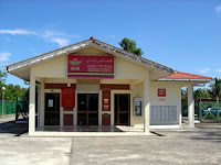 Brunei Post Office Kp Telisai Tutong