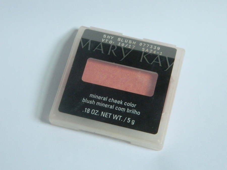 blush Shy da Mary Kay