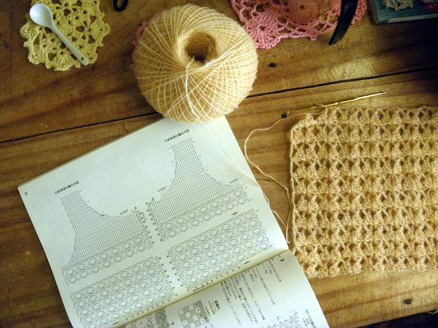 Easy free crochet pattern for vest