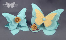 Larger Butterfly Easel Card Tutorial