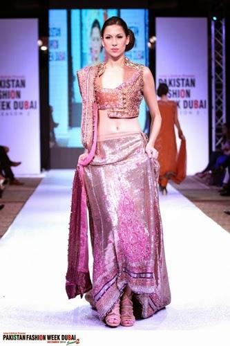 Lajwanti Bridal Collection 2015 at PFWD 2014