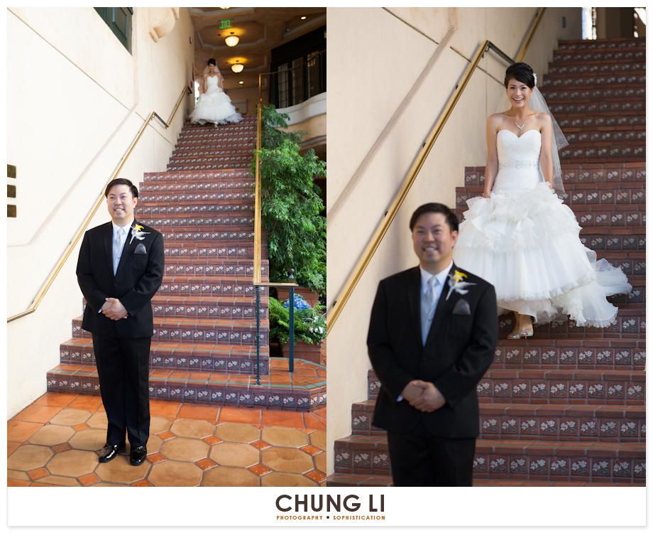 garden court hotel wedding