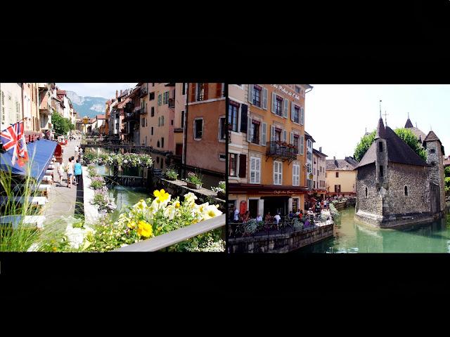 Annecy, France, French, Franciaország
