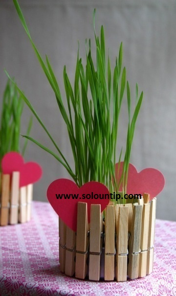 Clothespin Craft Ideas