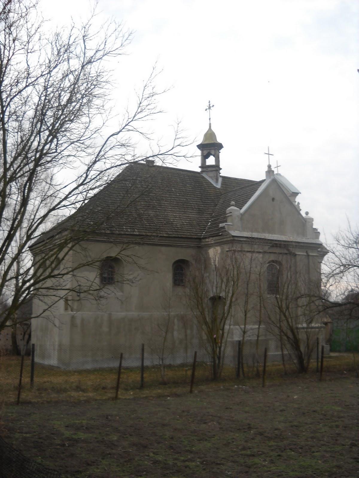 foto: olyka kostel