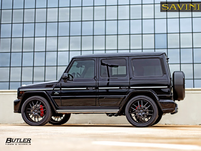 mercedes g63 tuning
