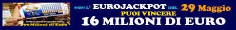 Eurojackpot la grande sfida del venerdi