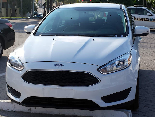 Ford Focus 2016 2.0 Powershift