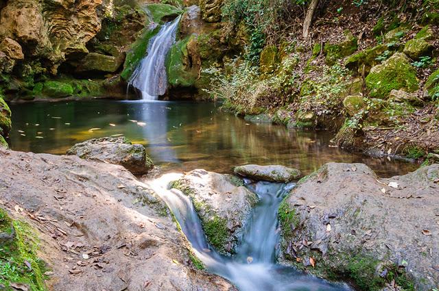 Senderos Almariya: 3. Ruta por los Baños de Popea y el Arroyo ...