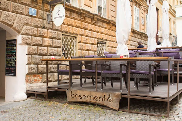 Style Jaunt Destinations: Zagreb Restaurants, Basement Bar