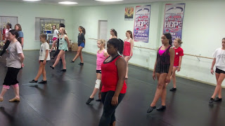 charlotte north carolina dance schools