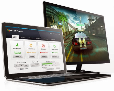 AVG PC TuneUp 2014 v14.0.1001.295 Full İndir