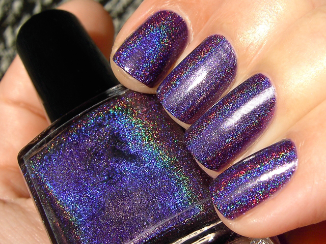 FUN Lacquer Summer 2014 Holo Polish Collection - Evening Gown