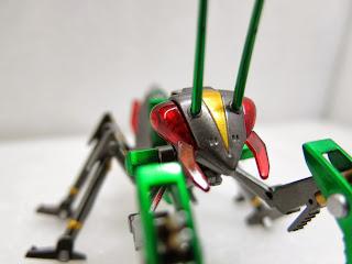 IMG 4399 約瑟夫模型 - EZ-048 機甲螳螂 DEMANTIS