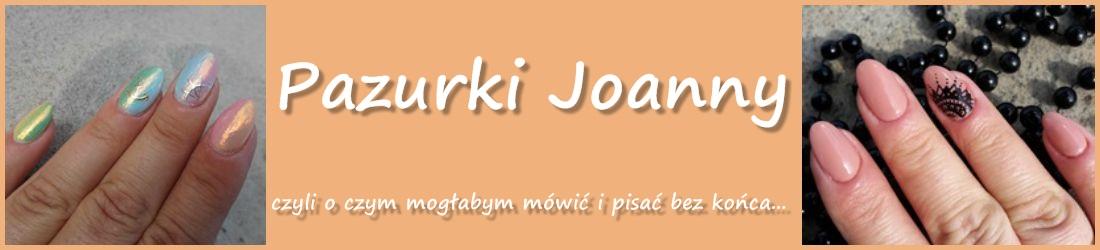 Pazurki Joanny