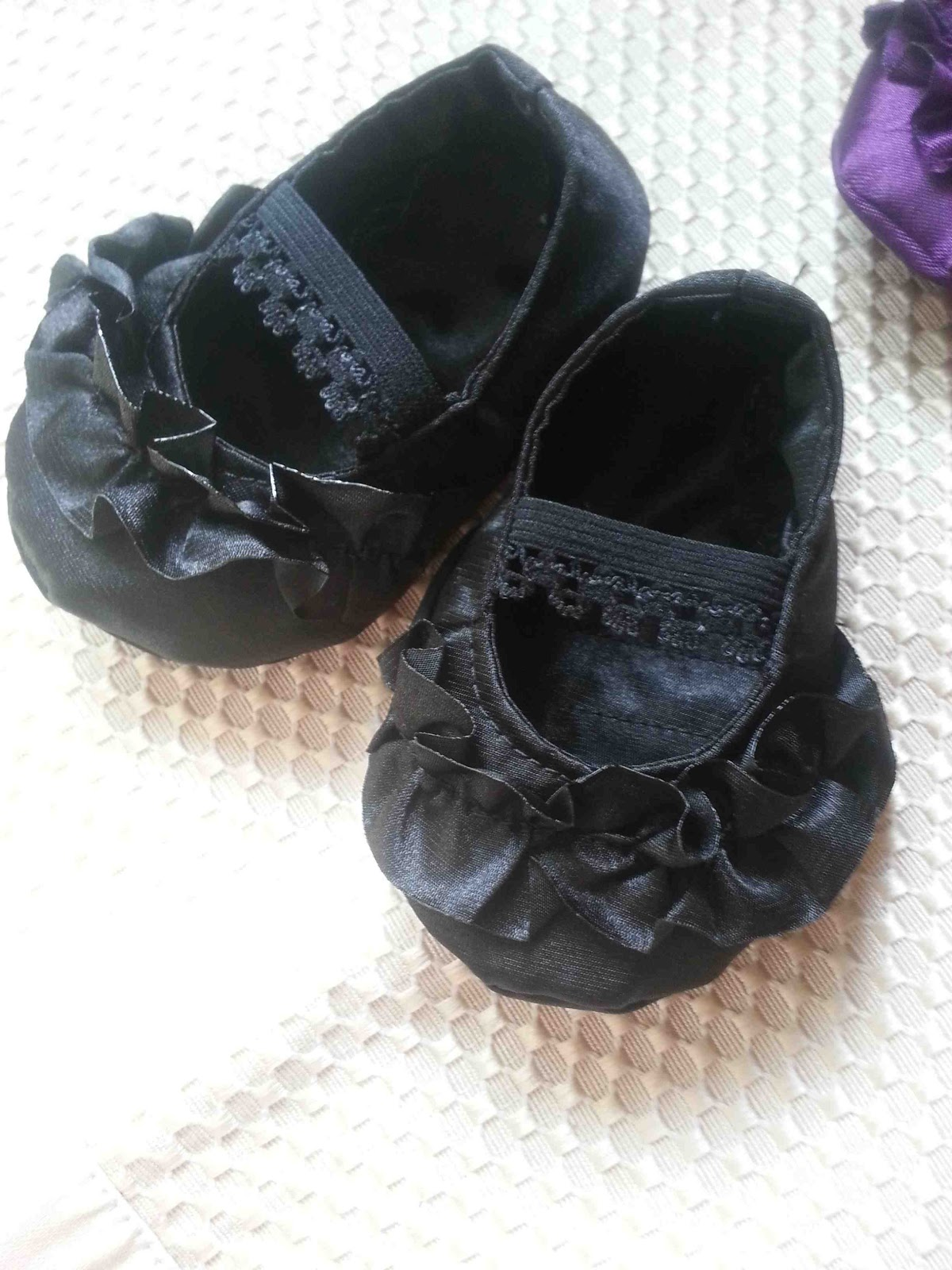 Made by Me d with you Baby Shoes
