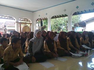 Kegiatan di Masjid Sengon