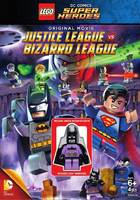 Lego Batman: Justice League vs. Bizarro League (2015) DVDRip Latino