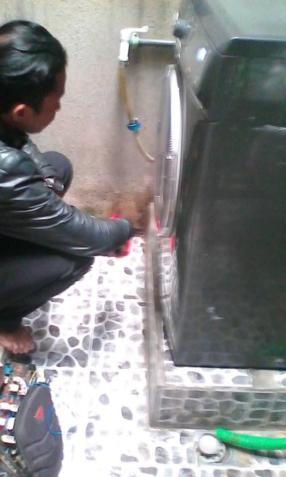 Service Mesin Cuci Front Loading Bandung 02285872646