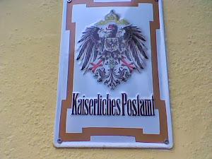 Kaiserliches Postamt in Volxheim