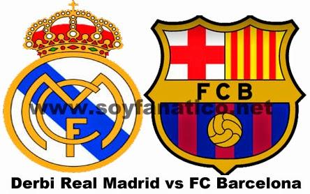 derbi, realmadrid, barcelona, envivo