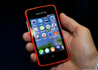 Alcatel One Touch Fire harga dan spesifikasi, Alcatel One Touch Fire price and specs, images-pictures tech specs of Alcatel One Touch Fire, firefox os smartphone