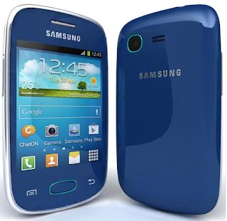 Cara FlashInstall ulang Galaxy Pocket Neo
