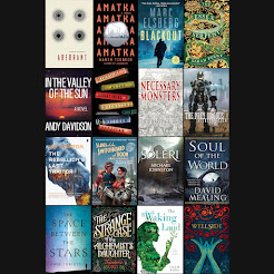 2017 Debut Author Challenge Cover Wars - June Debuts