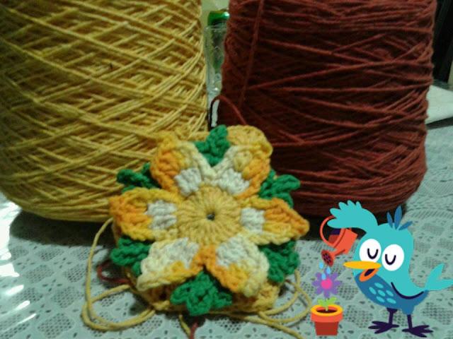 Clique e CURTA : Crochetando com Maria Mantovani